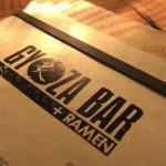 First Impressions: Gyoza Bar + Ramen