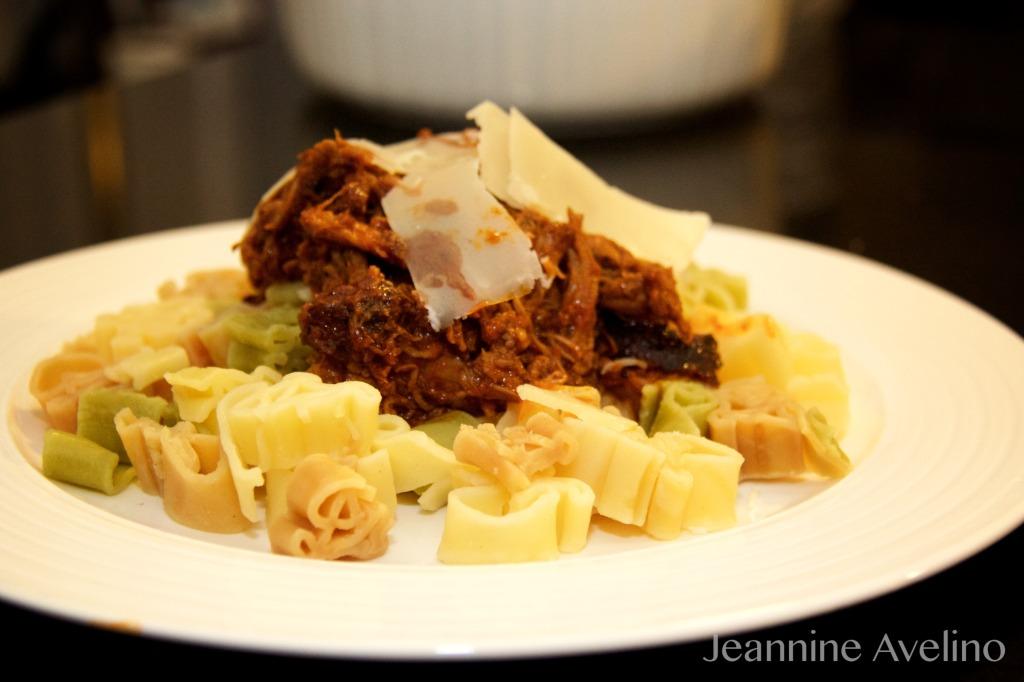 Sicilian Pork and Sausage Ragu