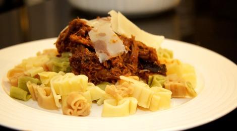Recipe: Pasta with Sicilian Pork and Sausage Ragu