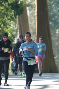Hot Chocolate Run - photo by Carmen Marin