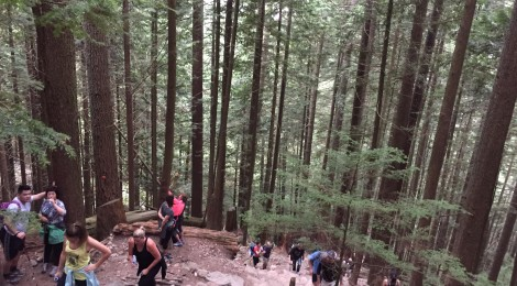 Training Update: The Grouse Grind