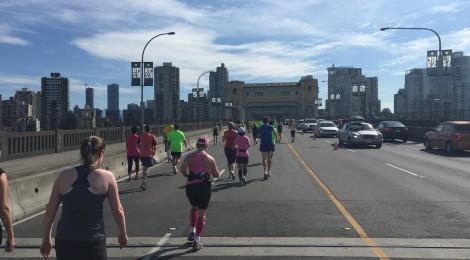 Sponsor me at the Scotiabank Vancouver Half Marathon & 5K!