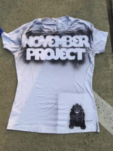 Officially a November Project Vancouver tribe member