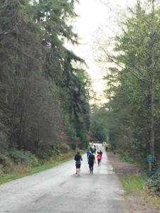 Old Marine Drive - Fall Classic Half Marathon