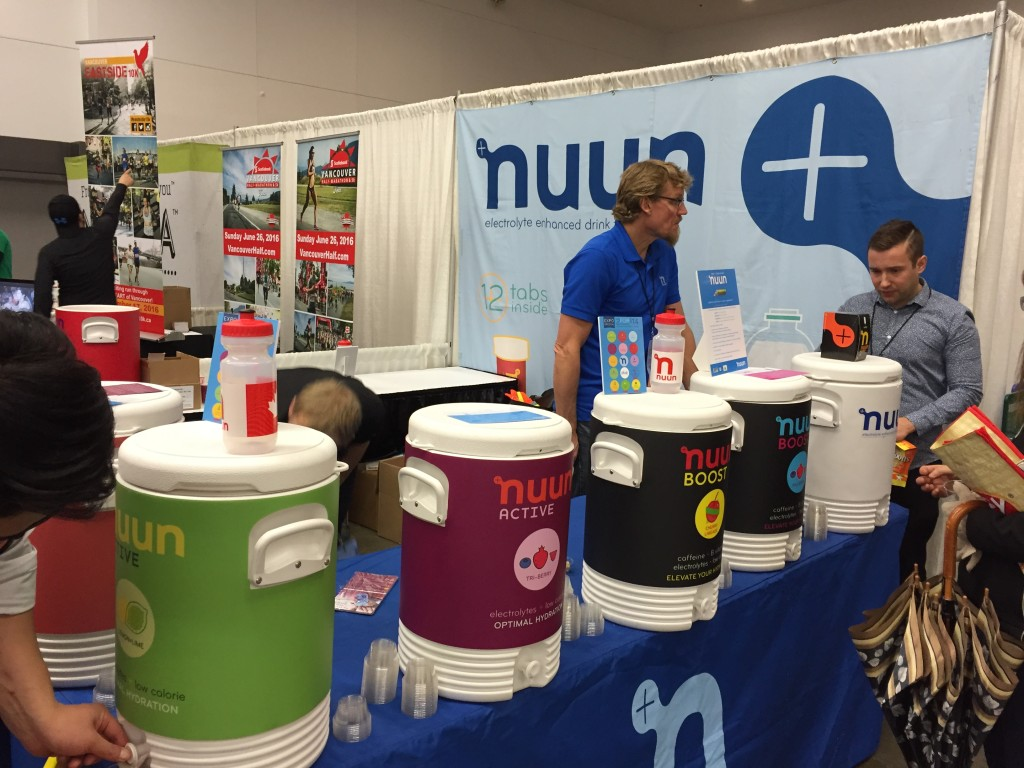 Nuun at the Gluten-Free Expo