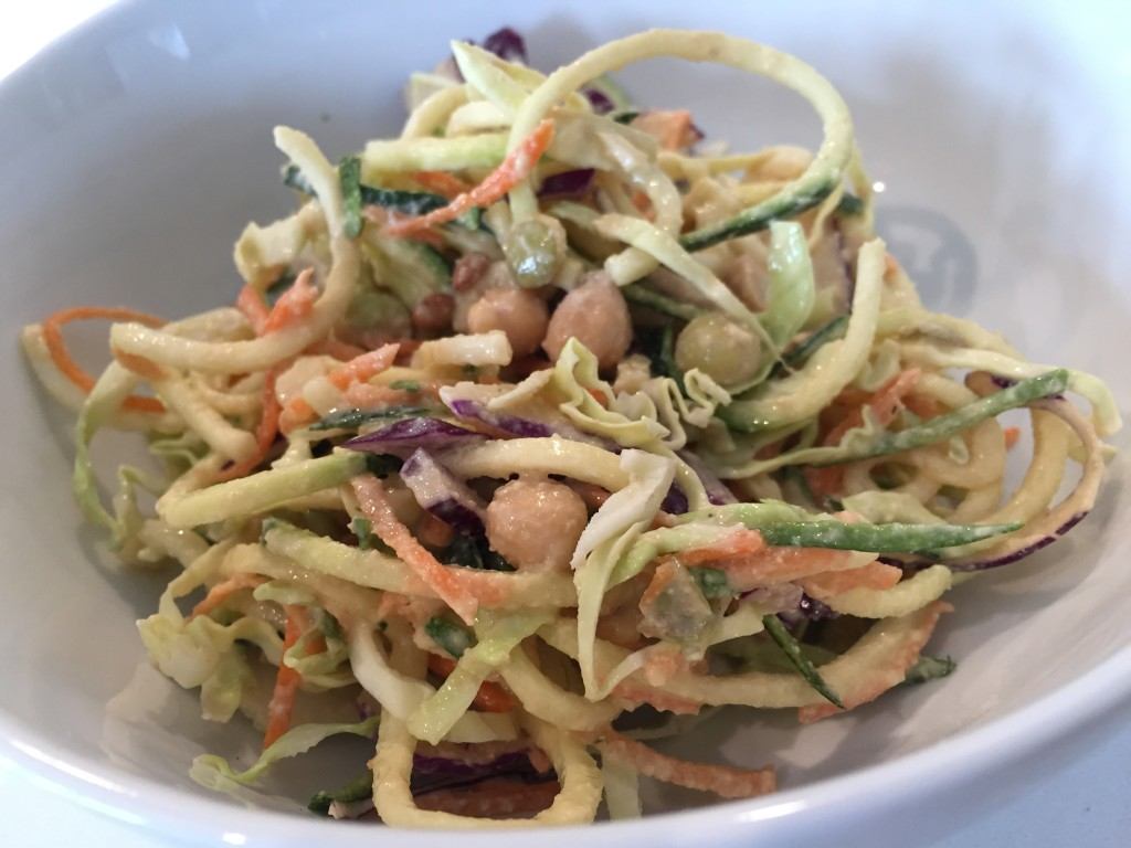 Pad Thai at Commodity Juicery