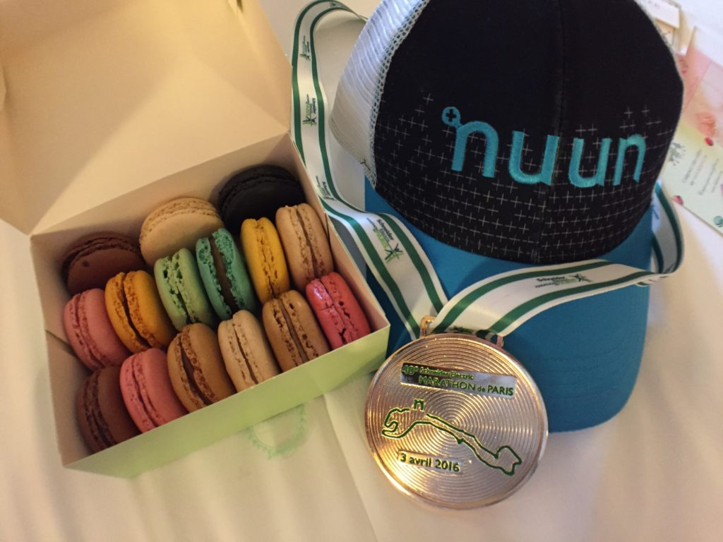 Surprise macarons!