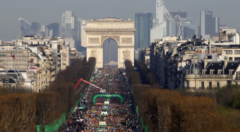 Race Recap: Paris Marathon 2016
