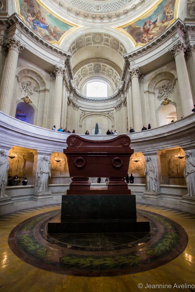 Napoleon's Tomb at Invalides
