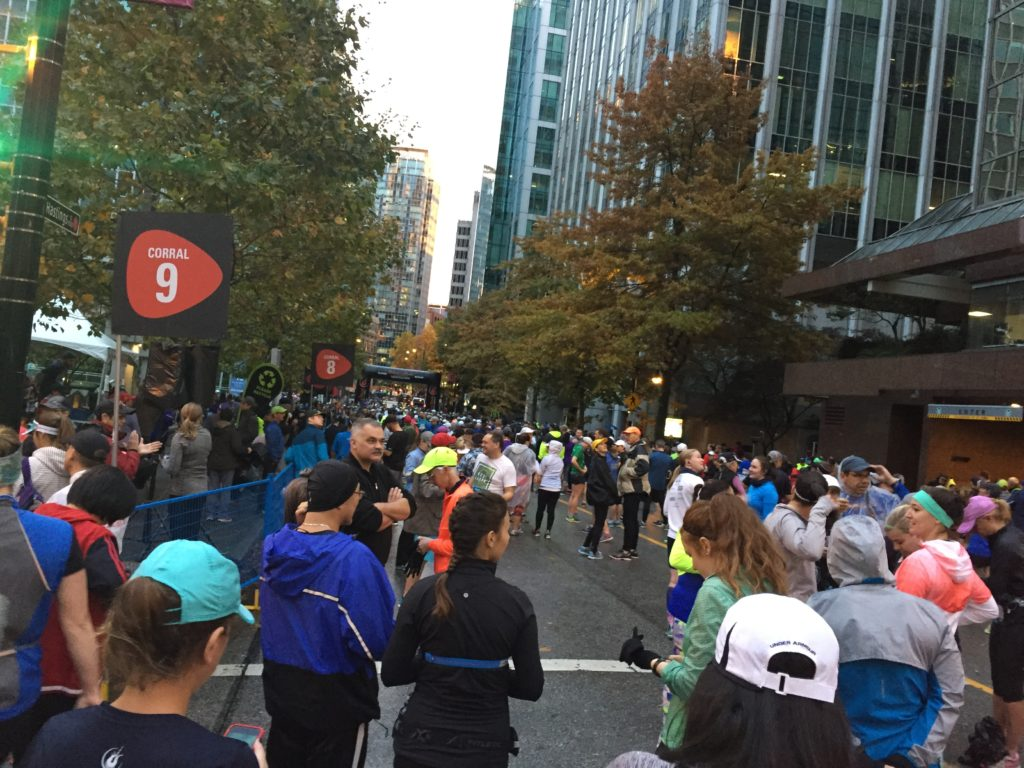 Rock n Roll Vancouver Half Marathon and Cunningham Seawall 10K - photo by Jeannine Avelino