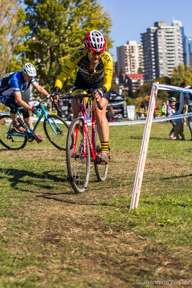 Vanier CX - photo by Jeannine Avelino