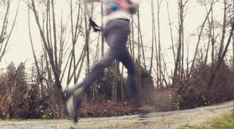 Marathon Training Update: Impromptu 21.1 at Burnaby Lake