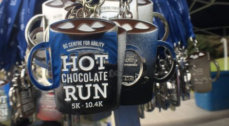 Race Recap: Try Events Hot Chocolate Run (5K/10.4K) 2017