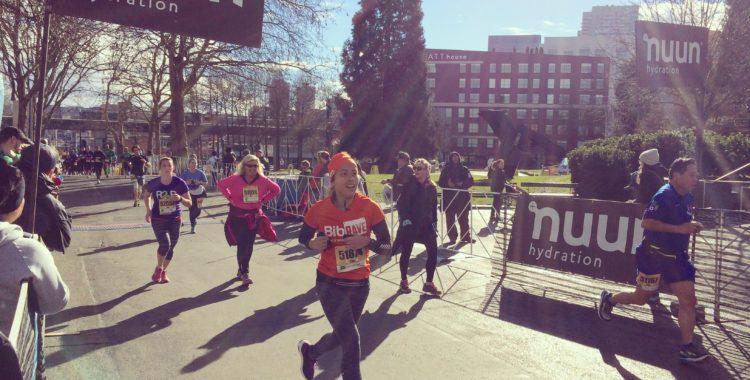 Race Recap: Hot Chocolate 15K and 5K Seattle