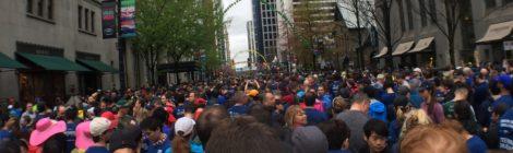 Race Recap: Vancouver Sun Run 2017