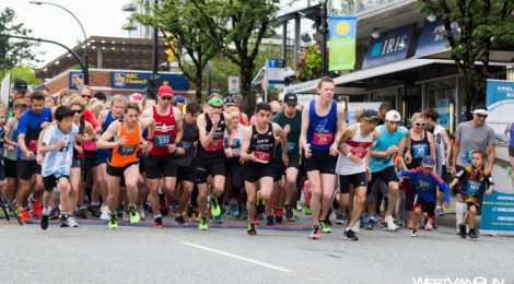 Photos: Ambleside Mile and Summer 5K