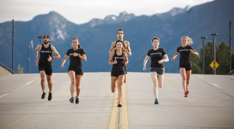 Just Signed Up: North Van Run - October 1, 2017