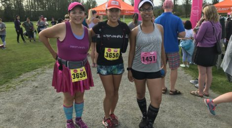 Race Recap: RMS Women's Run & Walk 2017