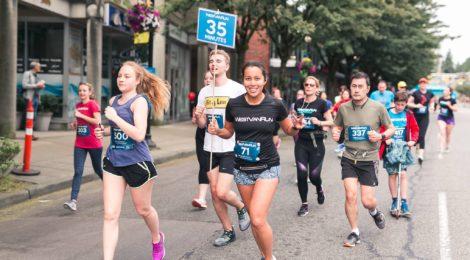 Race Recap: West Van Run Summer (Mile + 5K)
